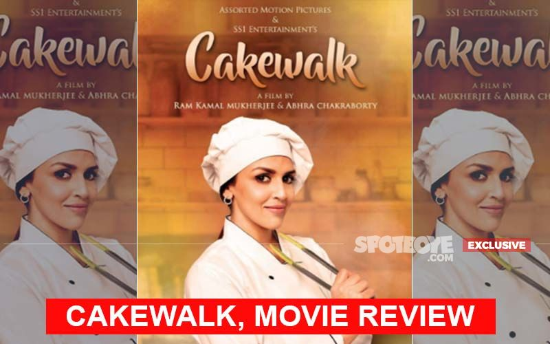Cakewalk, Movie Review: The Cake Talks, It's Nicely Baked