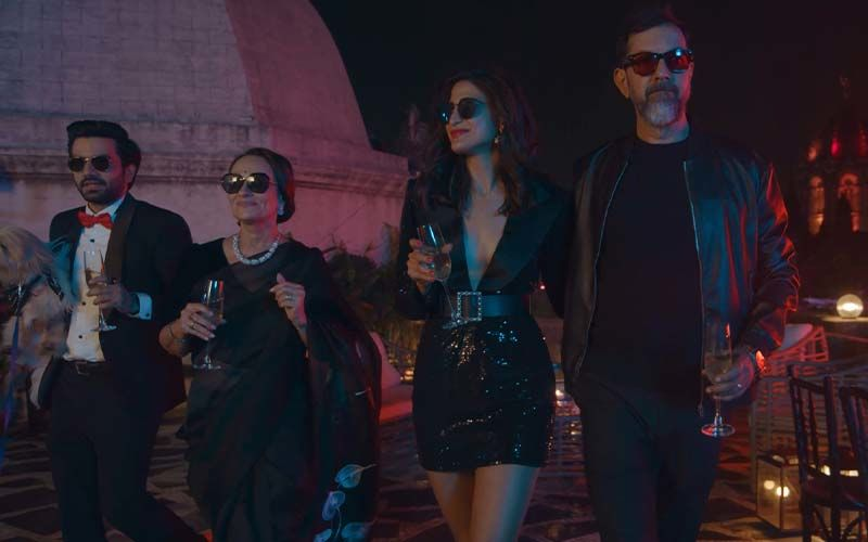 Call My Agent Bollywood Teaser Out: Soni Razdan, Rajat Kapoor, And Aahana Kumar  Amp Up The Glitz  And Glamour In The Indian Remake Of The French Comedy Series