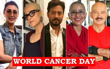 World Cancer Day 2019: Sonali Bendre, Irrfan Khan, Tahira Kashyap, Manisha Koirala, Rakesh Roshan Are The Ultimate Bravehearts Who Inspire Us