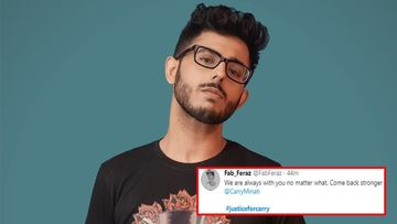 CarryMinati's YouTube Vs TikTok Video Pulled Off For Violating YT's Harassment, Bullying Policy; Angry Fans Demand JUSTICE