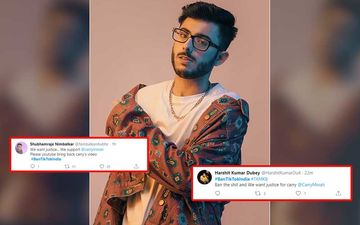 After CarryMinati's Roast Video Gets Deleted From YouTube, #BanTiktokIndia Trends On Twitter; Is The Trend To Support The Carry?