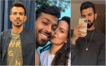 Hardik Pandya And Natasa Stankovic's Loved-Up Pictures Get Incredible Love From His Friends KL Rahul And Yuzvendra Chahal
