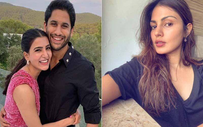 Entertainment News Round Up: Samantha Ruth Prabhu And Naga Chaitanya Announce Separation, Rhea Chakraborty Refutes Rumours Of Participating In Bigg Boss 15 And More