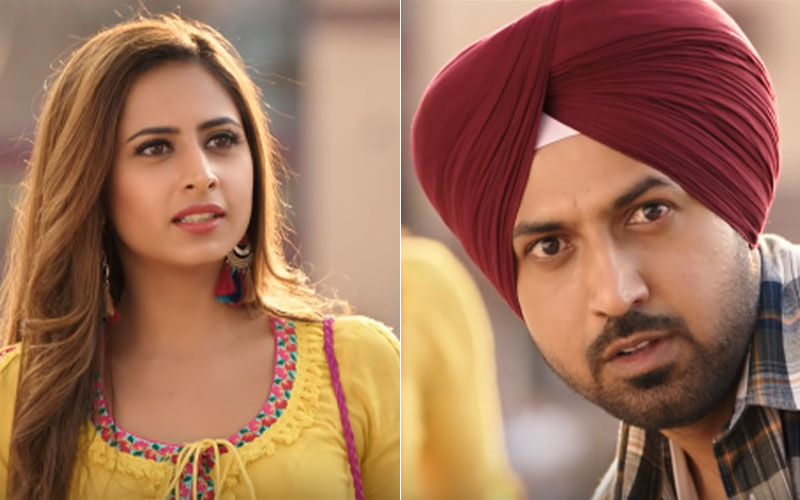 Chandigarh-Amritsar-Chandigarh: Sargun Mehta Falls Off Camel During Shoot, Reveals Gippy Grewal