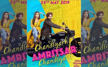 Chandigarh Amritsar Chandigarh: Joy Ride on Cards as Sargun Mehta, Gippy Grewal Reveal First Look, Release Date