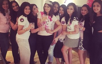 Check Out These Fun Pictures From Roshni Chopra's Sister's Bachelorette Party!