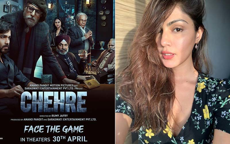 Ahead Of Chehre's Trailer Release, Producer Anand Pandit REVEALS Whether Rhea Chakraborty Is Part Of The Film
