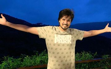 Actor Chirag Patil Is Back To The Studio Dubbing For His Films