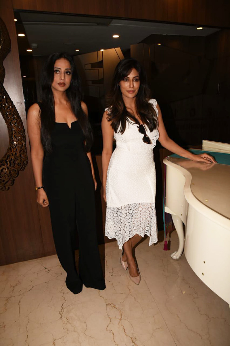 Chitrangda Singh And Mahie Gill