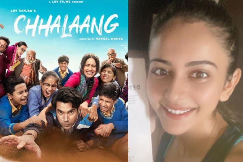 Chhalaang Trailer: Rakul Preet Singh, Sonnalli Seygall And Others Are All Praise For Rajkummar Rao And Nushrratt Bharuccha's  Upcoming Film