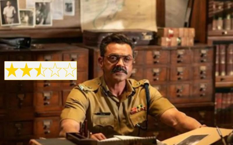 Class Of '83 Movie Review: Bobby Deol Misses The Target Again But His Squad Delivers Hard