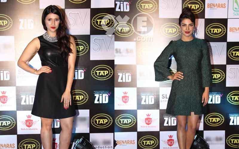 Priyanka & Mannara In A Sister Act