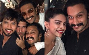 83: Addinath Kothare Enjoys Wrap Up Party, Shares Pics With Ranveer Singh, Deepika Padukone