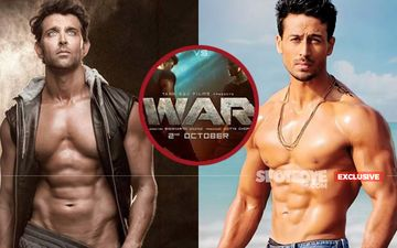 Hrithik Roshan Reveals The Selfish Reason Why He Got Tiger Shroff On Board War- EXCLUSIVE