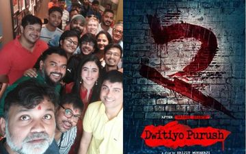 Dwitiyo Purush: Srijit Mukherji Begins Shooting Of His Next Thriller Film