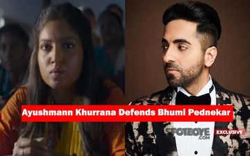 Ayushmann Khurrana Addresses The Dark Skin Bala Controversy Around Bhumi Pednekar's Character- EXCLUSIVE