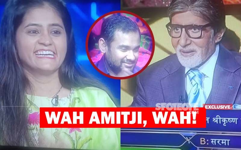 If Amitabh Bachchan's Request With Folded Hands To KBC Contestant Payal Shah's In-Laws Doesn't Work, What Will? - EXCLUSIVE