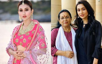 Mimi Chakraborty Attends First Day Of Winter Session Of Parliament With Her Mother, Shares Pic