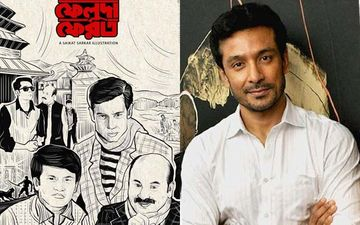 Actor Tota Roy Choudhury Shares Fan-Art Of Him As Feluda Pherot On Twitter