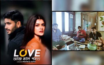 Love Aaj Kal Porshu: Anindita Bose Shares BTS Picture Directly From The Set