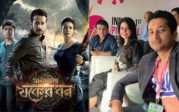 Sagardwipey Jawker Dhan: Koel Mallick, Prambrata Chatterjee Promotes Film At Eden Gardens