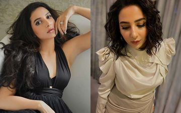 Subhashree Ganguly In A Sensuous Thigh-High Slit Dress Has Left Us Breathless