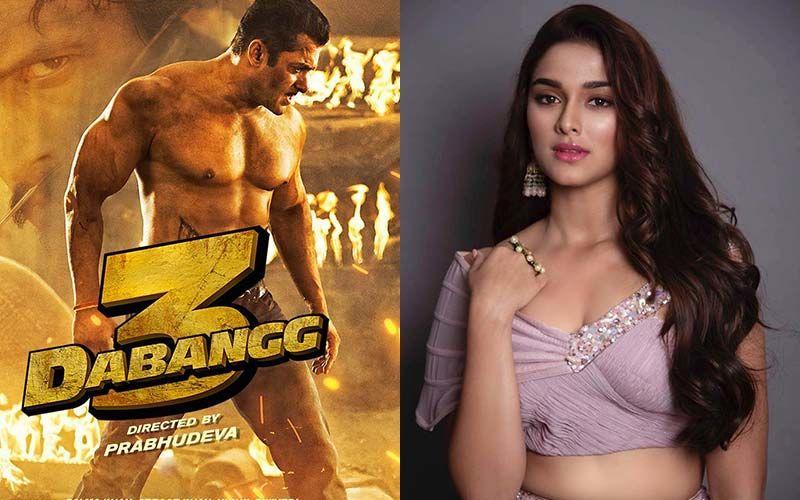 Dabangg 3: Saiee Manjrekar Shares Video Of The Making Of The Romantic Song 'Naina Lade'
