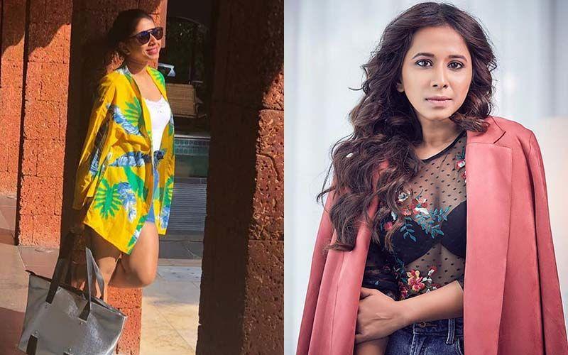 'Chala Hawa Yeu Dya' Fame Shreya Bugde Is On A Rejuvenating Goa Vacation With Her Team