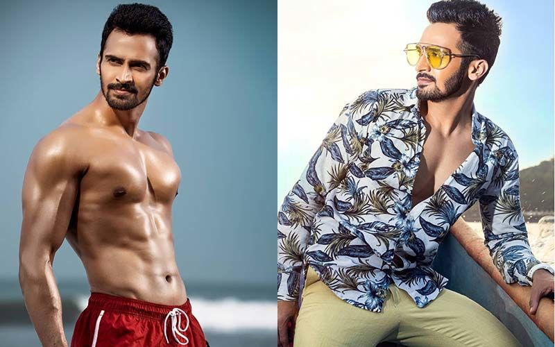 Smoking Hot Bhushan Pradhan Is Raising Temperatures With His Perfectly Toned Beach-Bod
