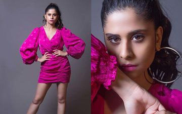 Sai Tamhankar 'Candy Floss' Photoshoot Makes Pink Look Hotter Than Than Ever