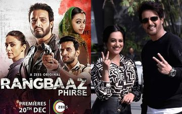 Rangbaaz Phirse: Spruha Joshi To Star With Jimmy Shergil For The Season 2 Of The Web Series