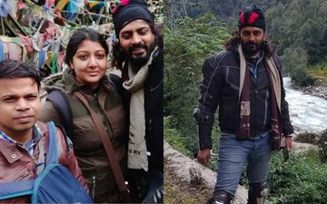 Actor Nigel Akara's Take Sikkim Road Trip And The Pictures Are Simply Adorable!