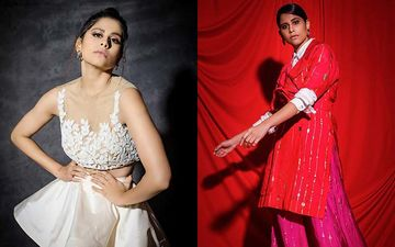 'Dhurala': Sai Tamhankar Reinvents The Traditional Look With Her Glam-Quotient In Her Character Photoshoot