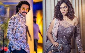 Maharashtracha Favorite Kon 2019: Adinath And Urmila Kothare's Dazzling Red Carpet Moment Gives Couple Goals To M-Town