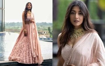 Paoli Dam Looks Like A Royal Bride In This Red Lehanga, Check Pics On Instagram