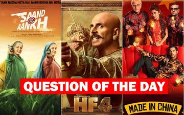 Which Is Your Pick For Diwali Weekend- Housefull 4, Made In China Or Saand Ki Aankh?