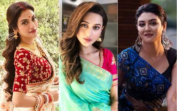 Times When These Bengali Actresses Made A Saree Look Sexier