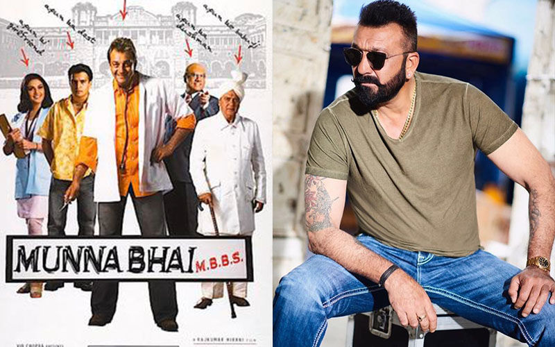 "Sanjay Dutt Is ""Eagerly Waiting"" To Start Shooting For Munna Bhai 3"