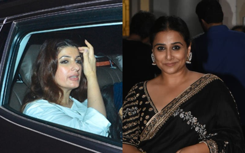 Mission Mangal Special Screening: Kriti Sanon, Twinkle Khanna And Kids, Vidya Balan And Family Attend