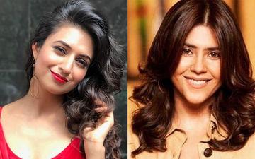 Divyanka Tripathi Dahiya And Ekta Kapoor Hug It Out, Putting Rumours Of A Rift To Rest