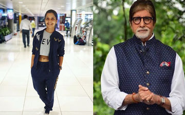 Amitabh Bachchan, Vikram Gokhale And Sayali Sanjeev Starrer Upcoming Marathi Film 'AB Ani CD' Wraps-up Its Shoot!