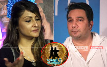 Nach Baliye 9: Urvashi Dholakia And Ahmed Khan Get Into A Heated Argument- EXCLUSIVE