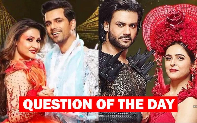 Do You Think It's A Wise Decision To Bring Back Ex-Lovers Urvashi Dholakia-Anuj Sachdeva And Madhurima Tuli-Vishal Singh On Nach Baliye 9?
