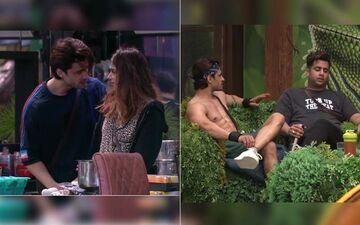 Bigg Boss 15: Wildcard Entrant Rajiv Adatia Schools Friend Ieshaan Sehgaal For His 'Romance' With Miesha Iyer; Warns Shamita Shetty Against Vishal Kotian