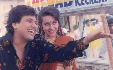 OG Coolie No 1 Star Karisma Kapoor Remnicises 'Tujhko Mirchi Lagi Toh Main Kya Karu' Days With Govinda; Makes Fans Nostalgic