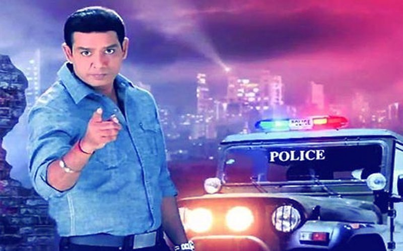 Shocking: Annup Sonii Quits Crime Patrol After 8 Years