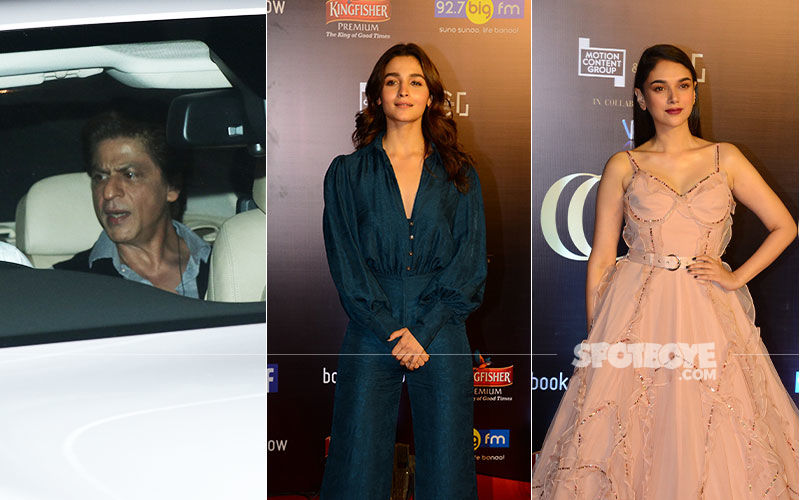 Critics Choice Film Awards 2019: Shah Rukh Khan, Alia Bhatt, Aditi Rao Hydari  Make A Fashion Splash