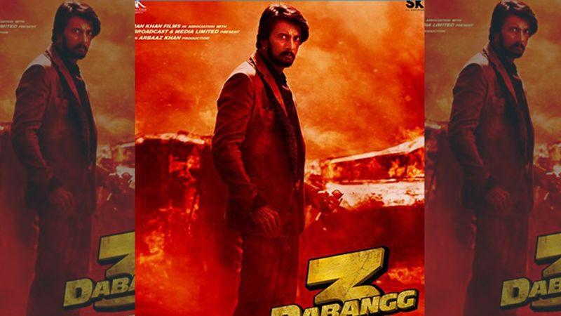 Dabangg 3: Salman Khan Introduces Villian Sudeep Kiccha As The Deadly 'Balli Singh' In The Film's Character Poster