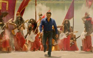 Dabangg 3:Hindu Janajagruti Samiti Demands A Halt On Salman Khan's Film; Claims It Hurts Religious Sentiments