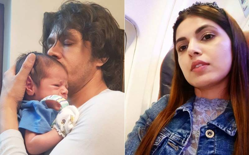 Aniruddh Dave Shifted To ICU After Contracting COVID, Wife Shubhi Ahuja Says She's Facing The Toughest Phase Of Her Life: 'Had To Leave Back Home My 2-Month-Old Kid'